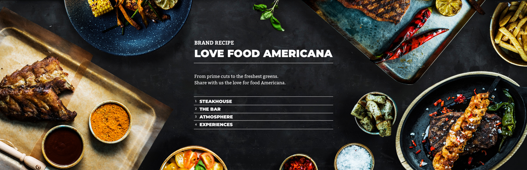 Stars & Stripes Brand recipe