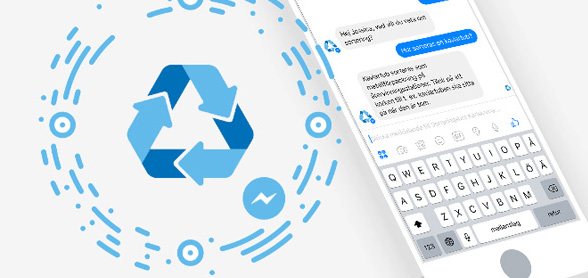 Affärsverken Chatbot